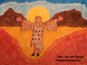 Job, by Jeff Grupp praise and love dot net